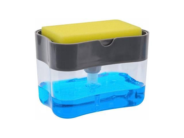 продам Дозатор мила Soap Pump Sponge Caddy SKL11-290103 бу в Харкові