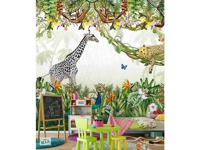 Дизайнерское панно в детскую комнату Jungle PrintHouse 310 см х 280 см- объявление о продаже  в Киеве