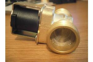 Електромагнітній клапан 3/4& amp; # 34; 12 24 220V соленоїд вода газ масло