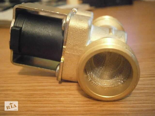 Електромагнітній клапан 3/4& amp; # 34; 12 24 220V соленоїд вода газ масло- объявление о продаже  в Смеле