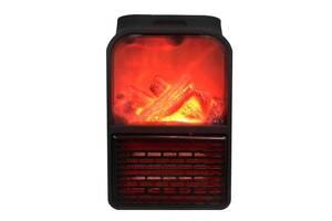 Электрообогреватель портативный Kronos Top Flame Heater 6730 с имитацией камина (gr_010589)