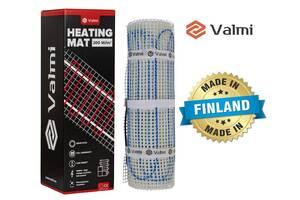 Электрический теплый пол Valmi Mat 1м² /200Ват/ 200Вт/м² нагревательный мат под плитку