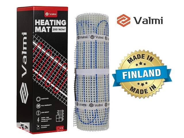 купить бу Електрична тепла підлога Valmi Mat 1м² /200Ват/200Вт/м² нагрівальний мат під плитку в Києві
