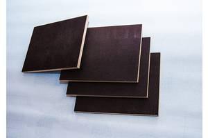 Фанера ламинированная коричневого цвета (береза) Рига налицо состав