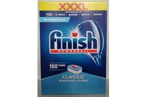 Finish classic (Финиш/Финиш) 100шт. таблетки для посудомоечных машин