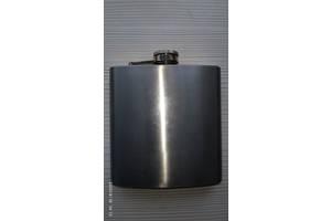 Фляга без рисунка из нержавейки (16 OZ) 0.47 литра