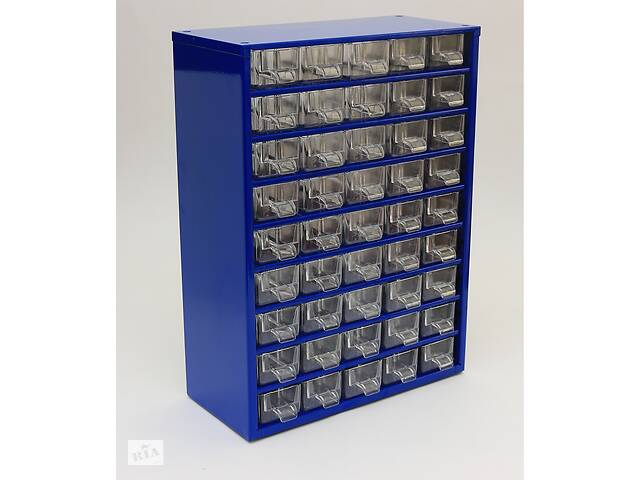 купить бу Органайзер К45, кассетница, сортовик, ящик, ячейка для мелочей, деталей в Черкассах