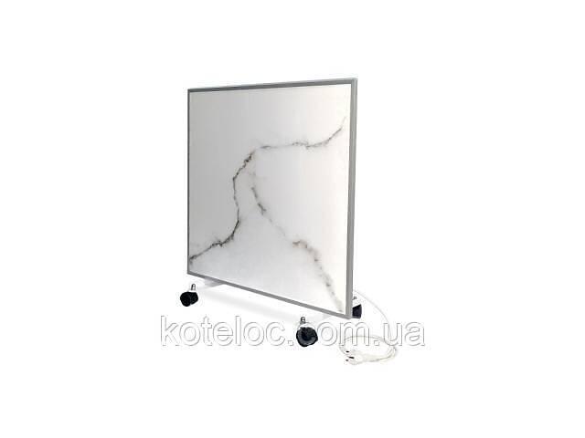продам Керамічний обігрівач Ecoteplo 400 Вт білий мармур з електронним терморегулятором бу в Павлограді