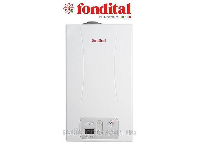 купить бу Компактный газовый котел Fondital Antea CTFS 13 AF двухконтурный, турбированный (Италия) в Киеве