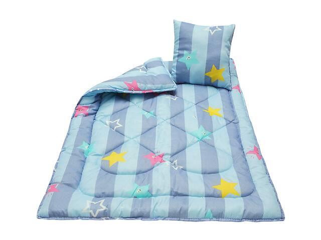 купить бу Комплект детский Чарівний сон одеяло 110х140 см + подушка 40х40 см (210533) в Одессе