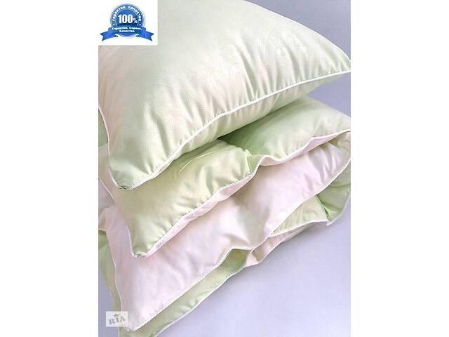 Комплект одеяло и подушка салатовый- объявление о продаже  в Харькове