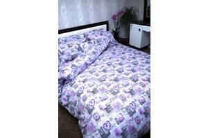 Комплект постільної білизни Bretanni 2-х Спальний 180 х 220 см (10036)