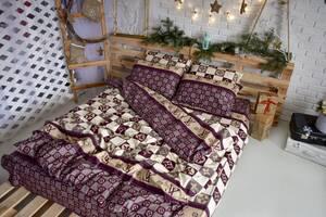 Комплект постельного белья Brettani Евро 240 х 220 см (10091)