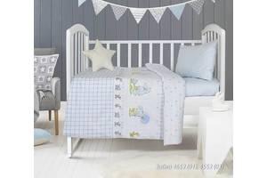 Комплект постельного белья  детский ЗАЙКА (навол. 60*60)