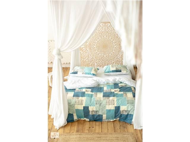 бу Комплект постельного белья Prestige Gold Морской бриз двуспальный SKL29-250678 в Харкові