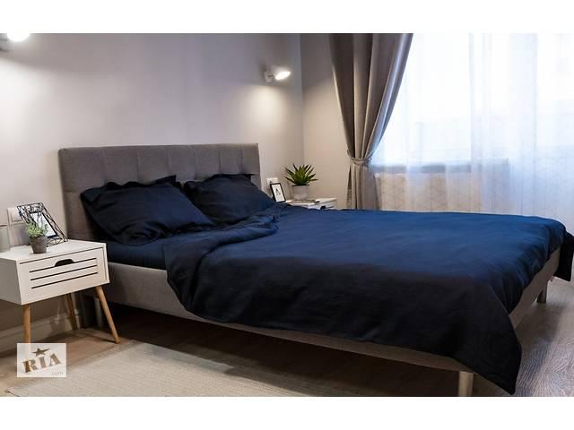 продам Комплект постельного белья из натурального льна бу в Чернигове