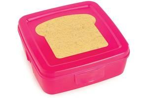 Контейнер для бутербродов SNIPS 0.5 л (розовый)