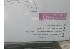 Конвектор электрический CH - 20DL2 обогреватель 3 режима мощности