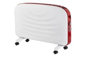 Конвекційний обігрівач Maestro - MR-928 2000 Вт Білий з червоним (MR-928)