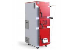 Котел піч DWS 22 кВт Defro площа опалювальна до 275 м2