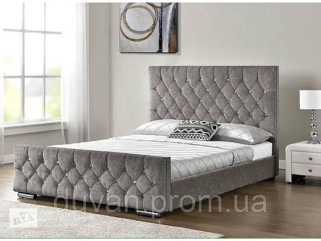 Кожаная кровать с подъемным механизмом- объявление о продаже  в Львове