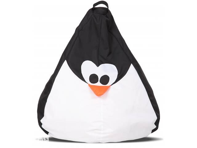 продам Кресло-груша Пингвин Черный Большая 90х130 бу в Одессе