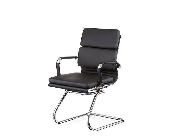 Кресло офисное Special4You Solano 3 Confеrеncе Black (E4824)- объявление о продаже  в Киеве
