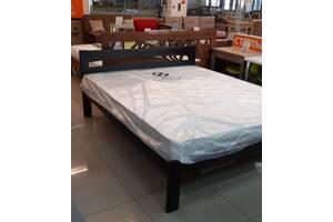 Ліжко дерев'яна 160х200 в наявності!