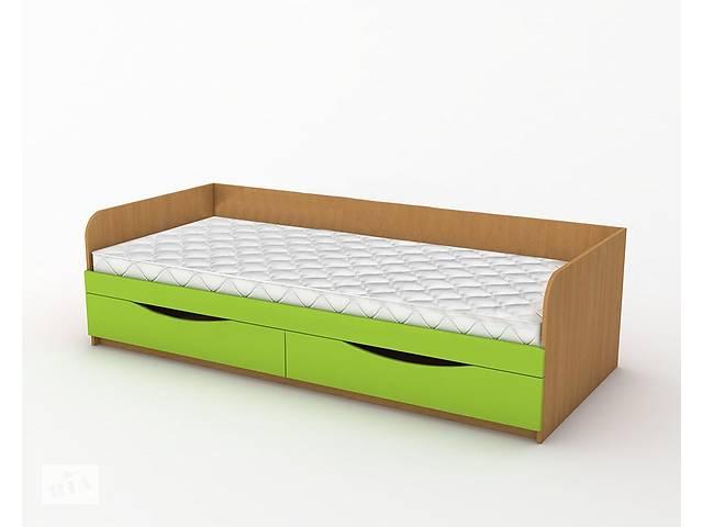 бу Ліжко дитяче з ящиками КДО-001Я 1400*600 мм в Харкові