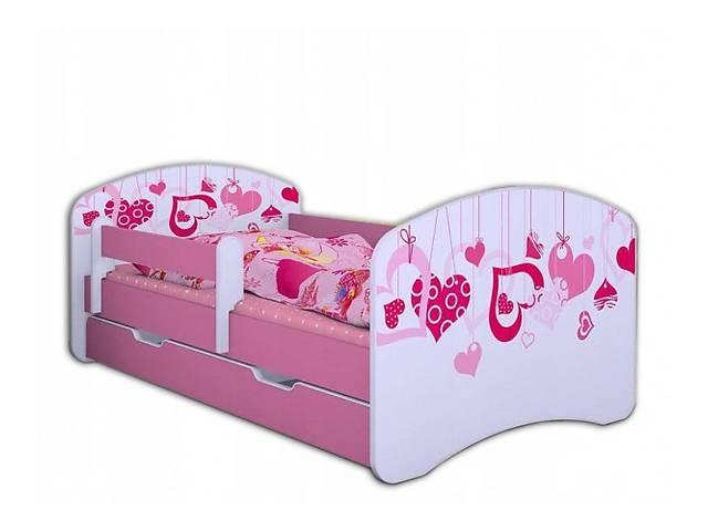 Кровать со съемным бортиком Фотопечать и цвет -на выбор!- объявление о продаже  в Львове