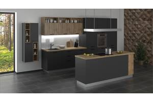 Кухни модульные и под заказ на любой бюджет