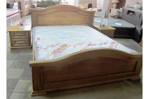 """Кровать """"Италия"""" из массива дуба от производителя"""