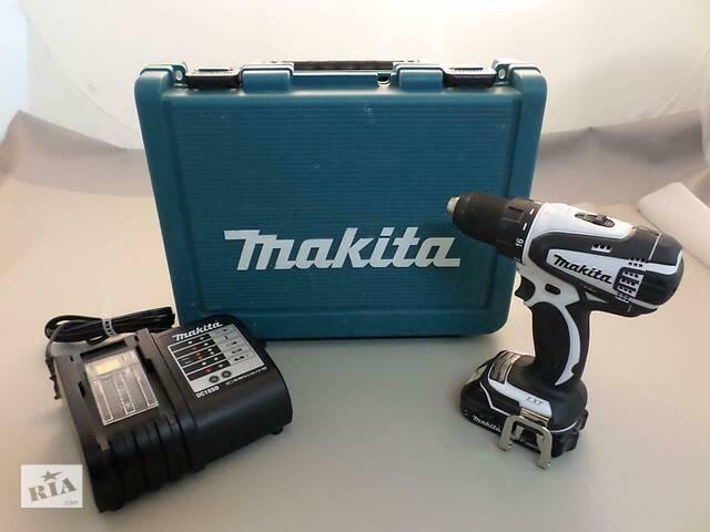 Makita LXFD01 18V LXT (Japan) проф. дрель шуруповерт + аккумулятор BL1815 + зарядка ОРИГИНАЛ из США- объявление о продаже  в Одессе