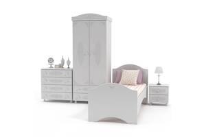 Мебель Мебель UA Белль компоновка 4 Ассоль Белый дуб (44266)