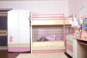 Мебель из дерева в детскую Коллекция & quot; ROSE DREAMS & quot;9-ть мебели.
