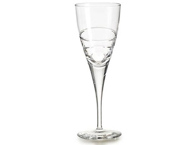 купить бу Набор 4 хрустальных бокала Atlantis Crystal ELICA 155мл для белого вина Vista Alegre (6839ACL03-2874_psg) в Киеве