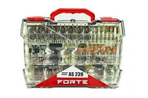 Набор насадок для гравера Forte AS 239