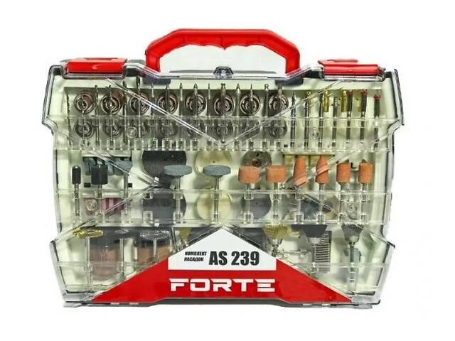 купить бу Набор насадок для гравера Forte AS 239 в Кропивницком (Кировоград)