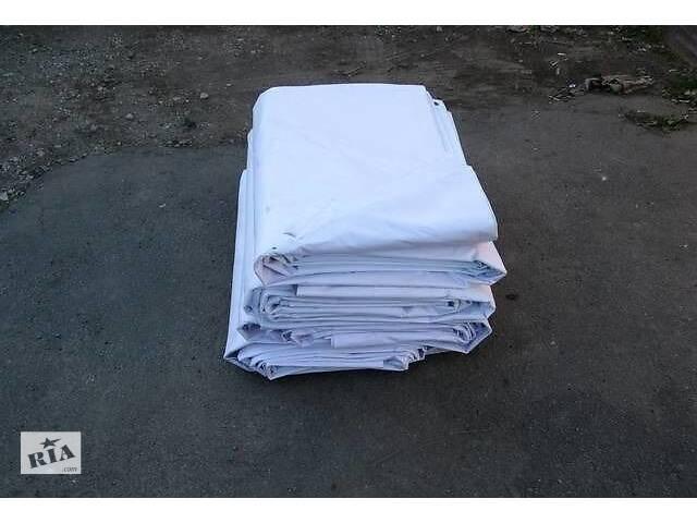 купить бу Новые, армированные баннеры, брезенты, тенты 3х28м, 3х24м, 3х18м, 3х12м, 3х6м, 3х4м и 4х12м, 2,5х12м, 2х0,7м в Львове