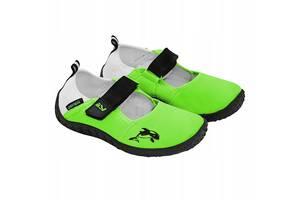 Обувь для пляжа и кораллов, аквашузы SportVida SV-DN0010-R34 Size 34 Green SKL41-227714