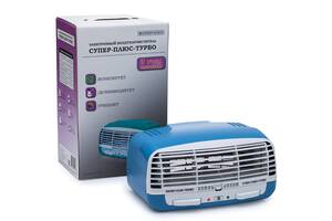 Очиститель ионизатор Zenet Супер-Плюс Турбо Голубой