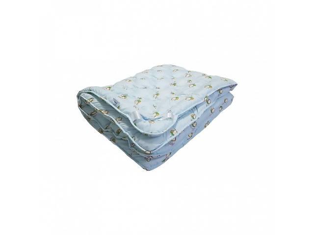 купить бу Одеяло Arda Coconut, голубое с рисунком 175х215 (A135015) в Хмельницком