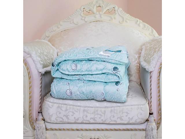 бу Одеяло Arda Cotton, голубое с рисунком 155х210 (A135008) в Хмельницком
