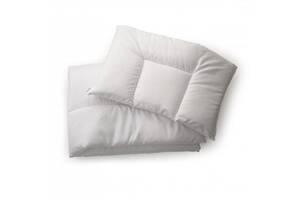 Одеяло детское силиконовое теплое Twins 150x215 см, белое.  Полезные подарки малышам.