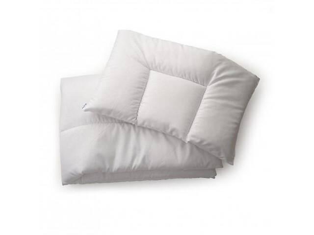 бу Одеяло детское силиконовое теплое Twins 150x215 см, белое.  Полезные подарки малышам. в Киеве