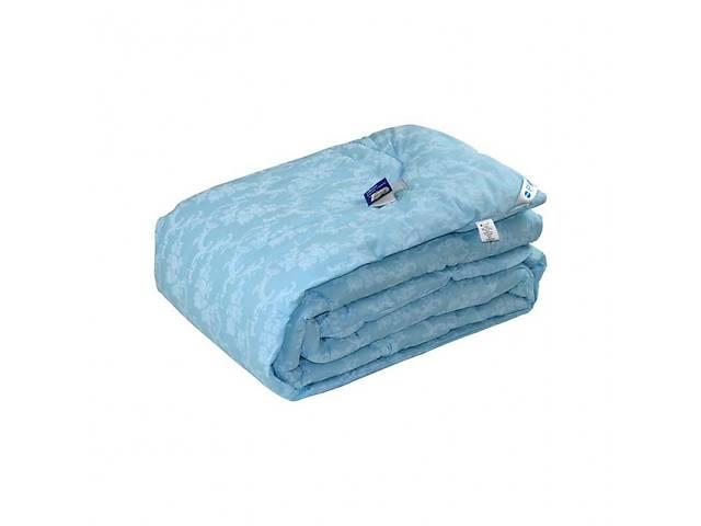 купить бу Одеяло Руно Шерсть Вензель 140х205 (321.02ШУ_блакитний вензель) в Хмельницком