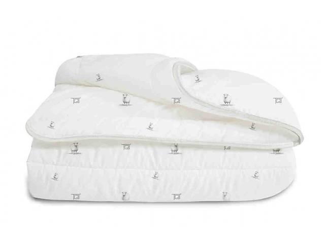 """купить бу Одеяло ТЕП Природа """"Pure Wool"""" 180х210 см Белое (1-00299) в Хмельницком"""