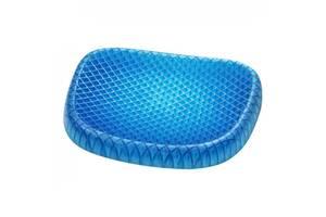 Ортопедическая гелевая подушка для разгрузки позвоночника на работе в машине дома Egg Sitter № F11/ART-6024 (par_PODU...