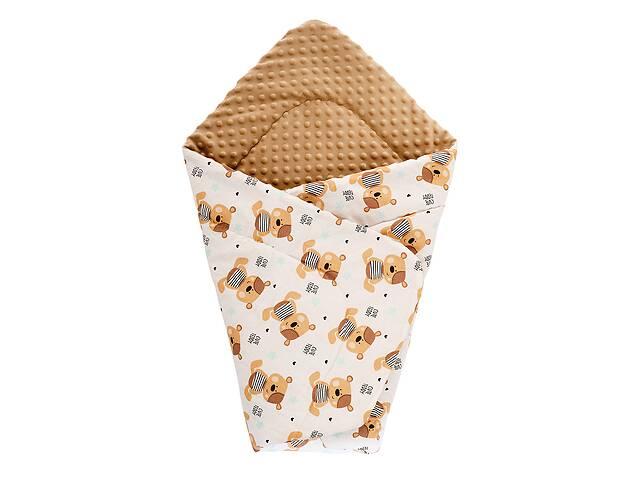 купить бу Плед DOTINEM Minky плюшевый детский капучино 75х85 см (213145-2) в Одессе