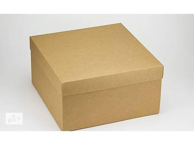 купить бу Подарочная коробка craft 28х28х15 см в Киеве